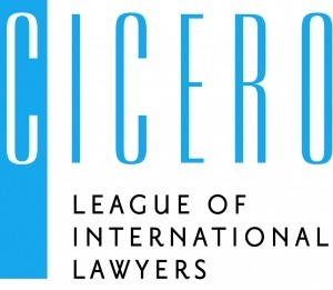 Logo von Cicero - League of international lawyers